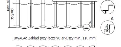 SKARDINĖS ČERPĖS MALTA 400/30 2